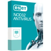 ESET NOD32 Antivirus 2017 - Edition Multiposte - 10 postes - Abonnement 1 an