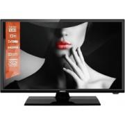 Televizor LED Horizon Diamant 22HL5300F, Full HD, USB, HDMI, 22 inch, DVB-T2/C, negru