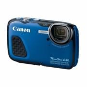 Canon Powershot D30 albastru - aparat foto subacvatic