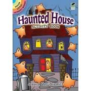 Haunted House Activity Book by Jessica Mazurkiewicz
