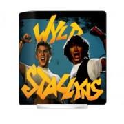 MusicSkins - Per Seagate FreeAgent Desk, motivo Bill & Ted's Excellent Adventure Wyld Stallyns