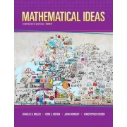 Mathematical Ideas Plus Mymathlab -- Access Card Package by Charles D Miller