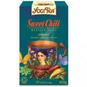 Yogi Tea Herbata Słodkie Chili BIO ekspresowa (17x1,8g)