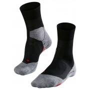 Falke RU 4 Cushion Hardloopsokken grijs/zwart 39-41 2017 Sokken