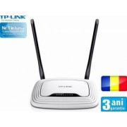 Router Wireless TP-Link TL-WR841N RO 802.11bgn Draft 2.0 2T2R