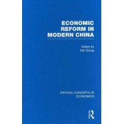 Economic Reform in Modern China by Wei Zhang
