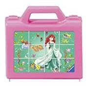 Ravensburger Children's Puzzle - Disney Princess - Pretty Princesses Cube Cubes - 12 Cubes - 07472