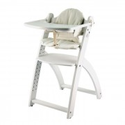 First Baby Safety Chaise Haute Yaris Blanche