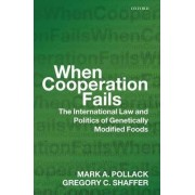 When Cooperation Fails by Mark A. Pollack