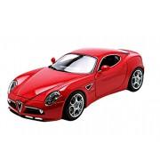 Bburago - 12077r - Alfa Romeo 8C Competizione - Escala 1/18