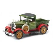 New Ray - 55143 Ss - Véhicule Miniature - Modèle À L'échelle - Ford Model A Pick Up Truck - 1931 - Echelle 1/32