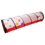 AGPtek Kid Play Pop Up Tent Find Me Tunnel For Child