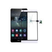 Huawei Mate S 0.26mm 9h Dureza Superficial A Prueba De Explosiones De La Pantalla De Seda De Vidrio Templado Full Screen Film (blanco)