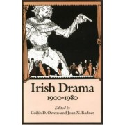 Irish Drama 1900-1980 by Coilin Owens
