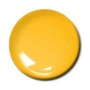 Testors Enamel Paint, Gloss Yellow, 1/4-Ounce
