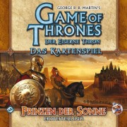 Heidelberger Spieleverlag HEI0304 - Game of Thrones: Gioco di carte - I Principi del Sole, Set introduttivo [importato dalla Germania]