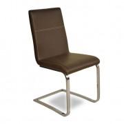 Cadeira Zurique Marrom