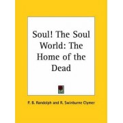 Soul! the Soul World: the Home of the Dead (1932) by P.B. Randolph
