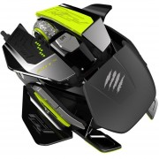 Mouse Mad Catz R.A.T. Pro X Ultimate Gamer PixArt Laser - Negro
