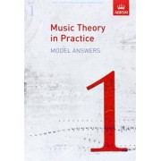Music Theory in Practice Model Answers, Grade 1 by ABRSM