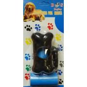 Kutyagumi-gyűjtő zacskó tartó 2 csomag zacskóval