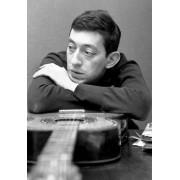 Serge Gainsbourg - Photo 20x27 Cm (Réf.10)