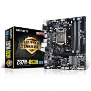 Gigabyte Z97M-DS3H Intel S1150 Micro ATX scheda madre