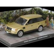 Range Rover Sport Fundido Modelismo Coche de James Bond Casino Royale