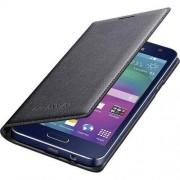 Samsung Pokrowiec na telefon Samsung Flip Cover EF-FA300 EF-FA300BCEGWW, Pasuje do modelu telefonu: Samsung Galaxy A3, czarny