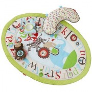 Skip Hop Baby & Toddler Alphabet Zoo Tummy-Time Playmat Multi