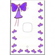 Light Switch Cover by Homeplates - Fairies