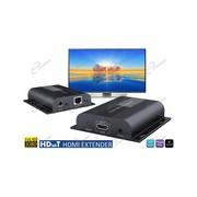HDMI EXTENDER OVER ETHERNET,