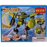 Mera Toy Shop Robot Construction Set -4843 (Multicolor)