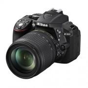 Nikon D5300 Appareil photo numérique - Reflex - Noir - Objectif AF-S DX 18-105 mm VR