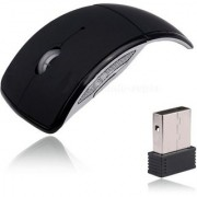 Speed 2.4Ghz Arc Folding Wireless Optical Gaming Mouse - ARCM
