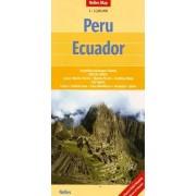Peru And Ecuador Nelles Map
