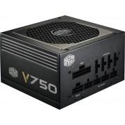 "SURSA COOLER MASTER V750 v2, 750W (real), fan 120mm, 80 Plus Gold, 4x PCI-E (6+2), 8x S-ATA, modulara ""RS750-AFBAG1-EU"""