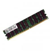 RAM Serveur Transcend 4Go PC2-5300R Registered ECC 667Mhz TS512MQR72V6T CL5