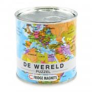 Magnetische puzzel van de wereld | Extra Goods