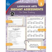 Instant Assessments for Data Tracking, Grade 3: Language Arts