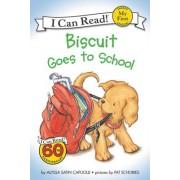 Biscuit Goes to School by Alyssa Satin Capucilli
