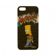 Funda Protector Mobo Apple Iphone 5/5s Negra/Bart Graffiti