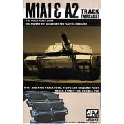 Afv Club 1:35 - M1A1(A2) Abrams (T158) Track Links - Afv35012