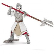 Schleich Griffin Knight With Pole-Arm - World of History Knights
