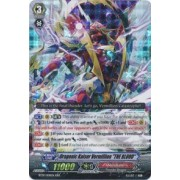 """Cardfight!! Vanguard TCG - Dragonic Kaiser Vermillion """"THE BLOOD"""" (BT09/S08EN) - Booster Set 9: Clash of the Knights & Dragons"""