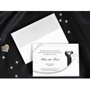 invitatii nunta cod 30018