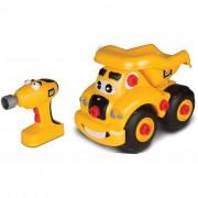 Camion Tombereau En Jouet Take-A-Part Caterpillar 80466