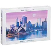 Tomax Opera House Sydney Australia 1000 Piece Jigsaw Puzzle