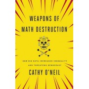 Cathy O'Neil Weapons of Math Destruction: How Big Data Increases Inequality and Threatens Democracy