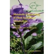 Metabolic Engineering of Plant Secondary Metabolism by Robert Verpoorte